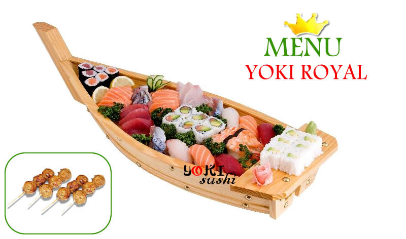MENU YOKI ROYAL
